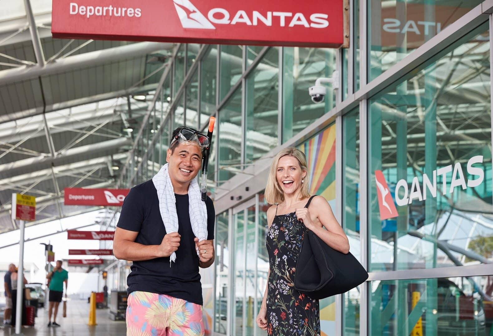 Qantas titkos úti célokra indít repülő járatokat