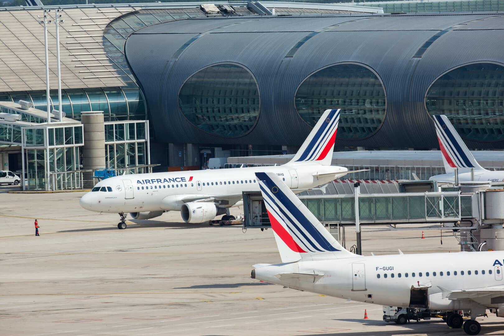 rövid távú repülőutak betiltása Franciaország törvény