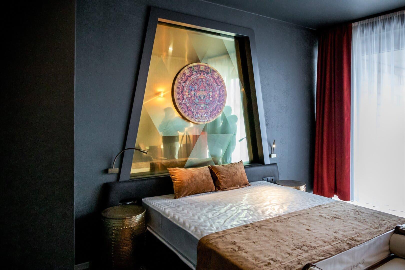 Tokaj luxus szálloda szoba Minaro hotel