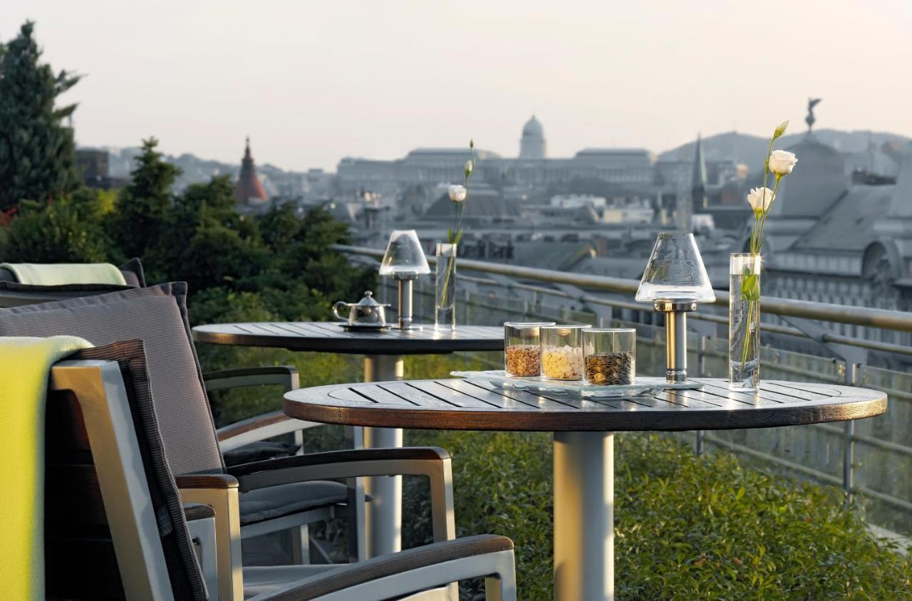 Crowne Plaza Budapest hotel nyitás