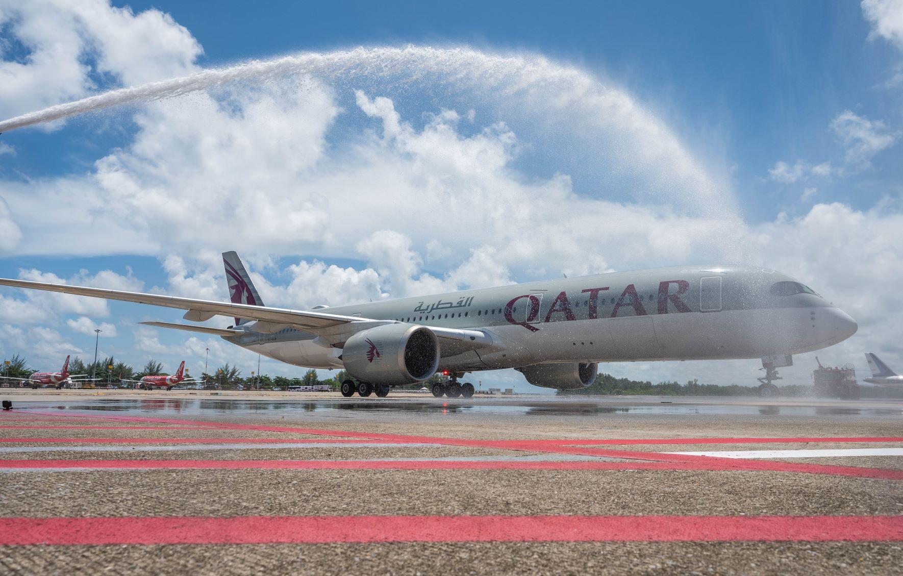 Phuket Budapest Qatar Airways
