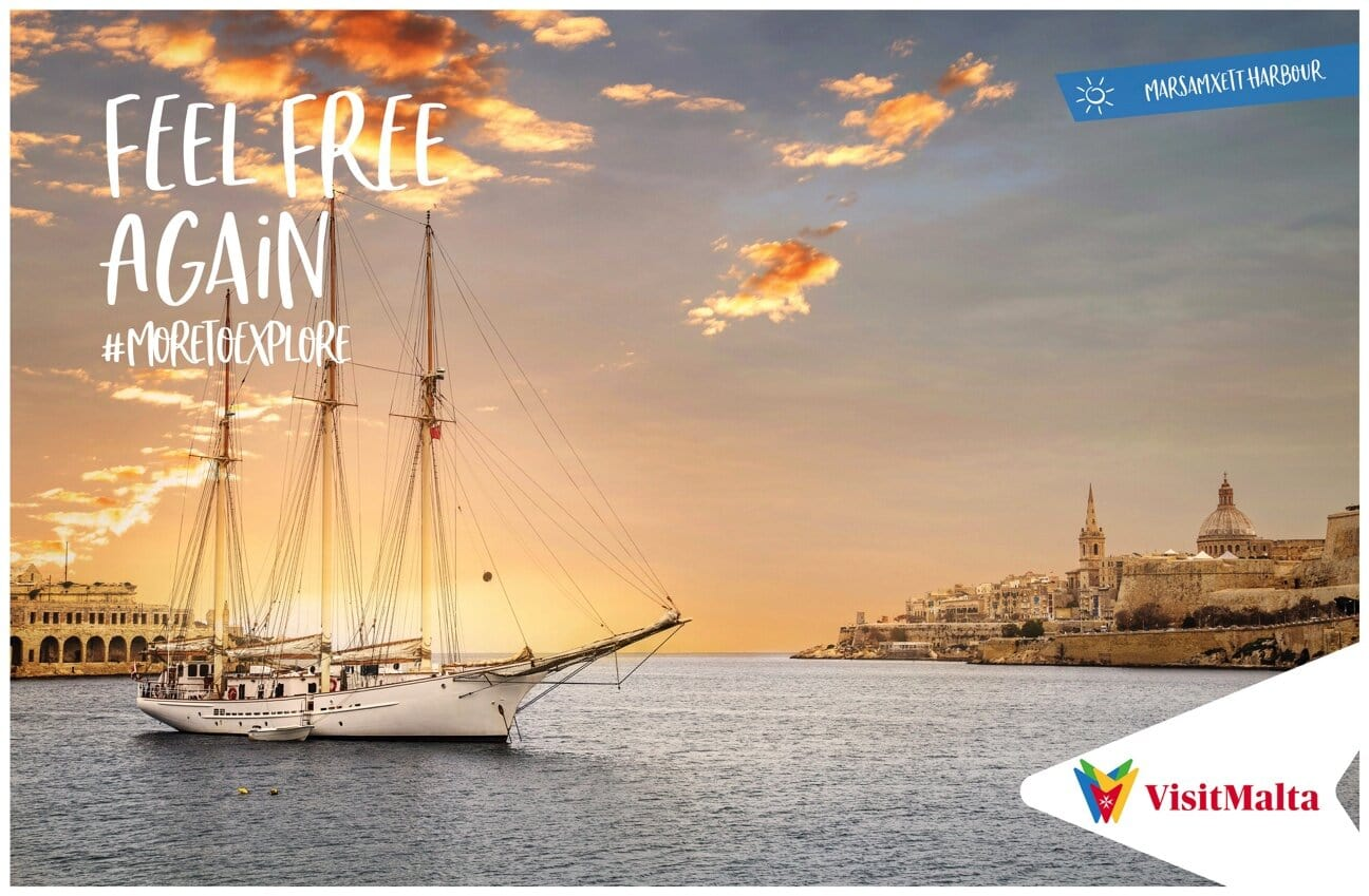 Beutazási enyhítések Málta