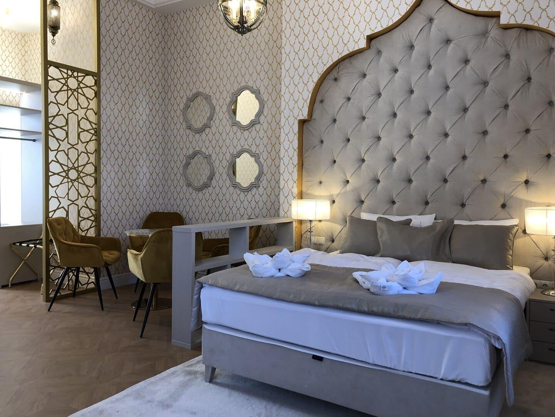 1552 Boutique Hotel Eger