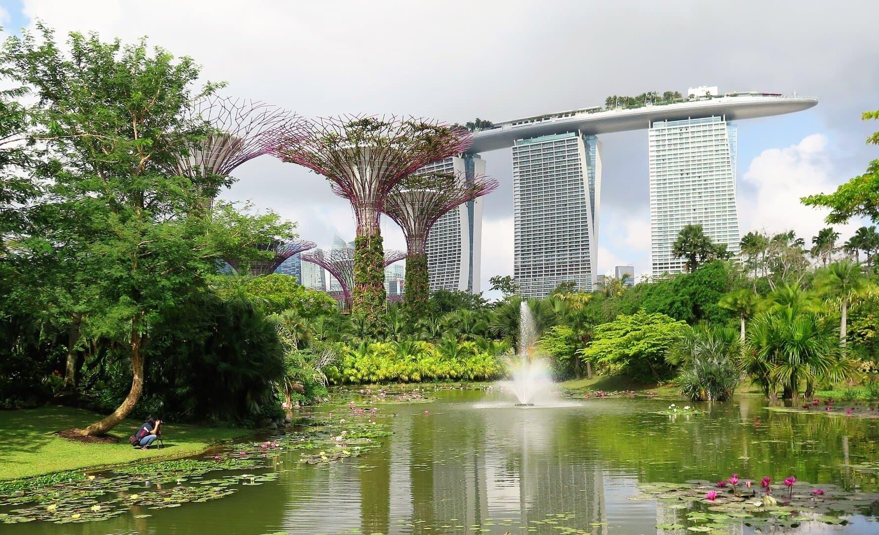 Szingapúr oltás