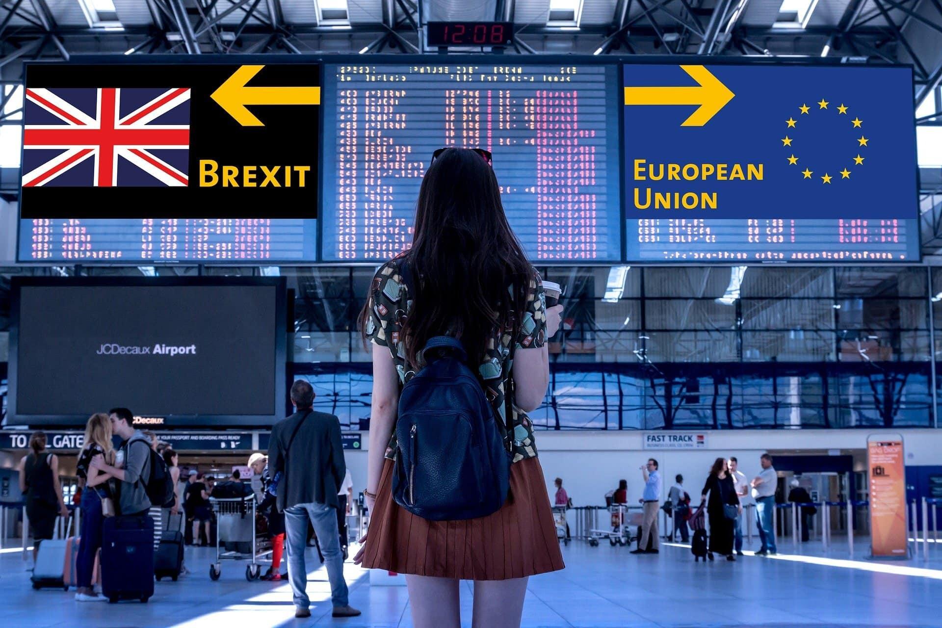 Brexit útlevél Anglia személy Nagy-Britannia