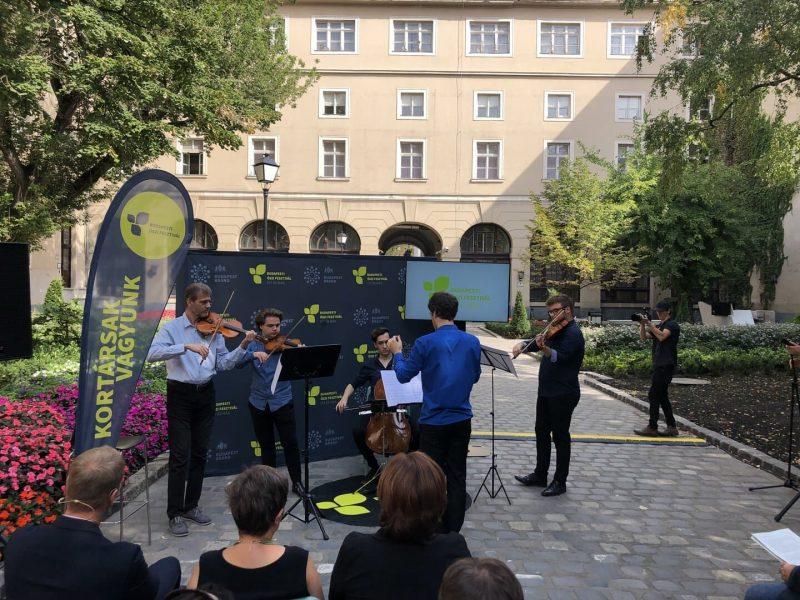 Budapesti Őszi Fesztivál programok szeptember 26