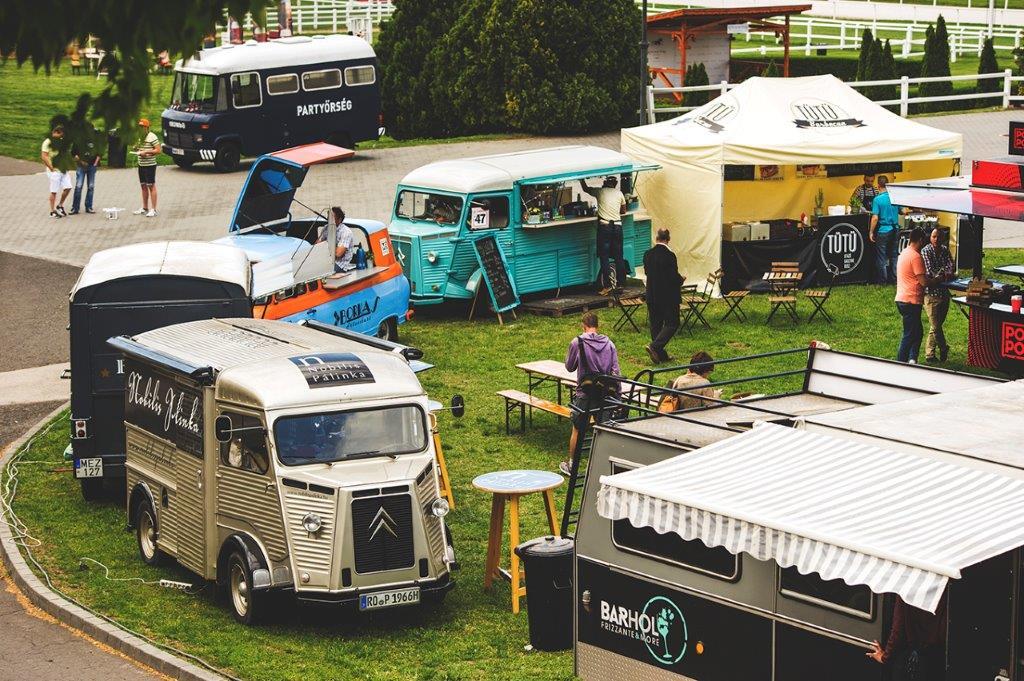 Food truck show kincsem park ingyenes