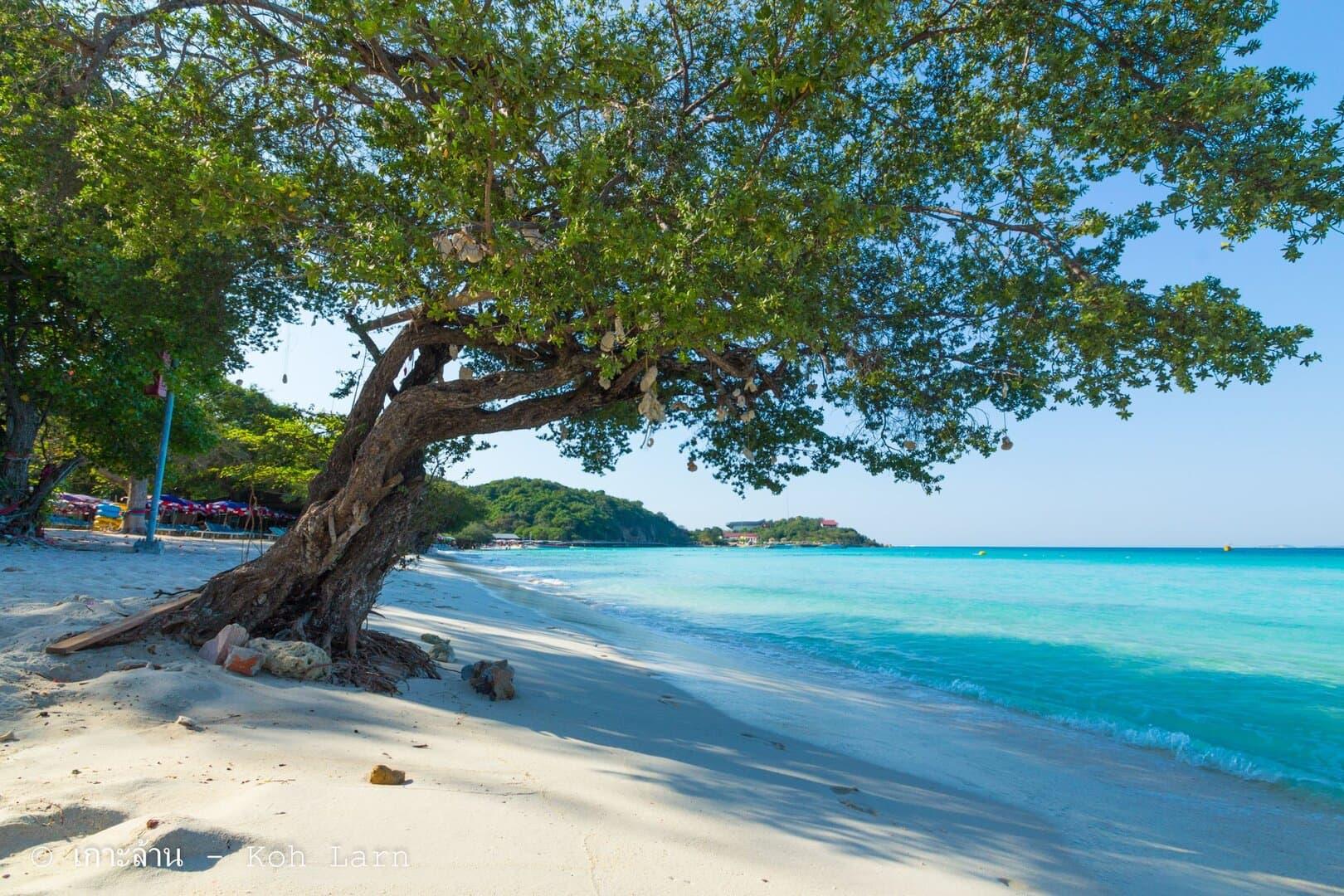 Koh Larn Thaiföld beutazás korlátozás nélkül